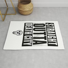Soul Eater Straight Outta Death City Rug