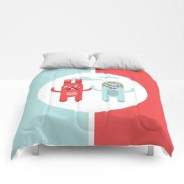 Bunny Love Comforters
