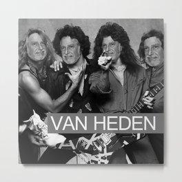 Van Heden Metal Print