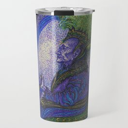 Three Queens Travel Mug