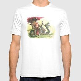 Warrior's rest T-shirt