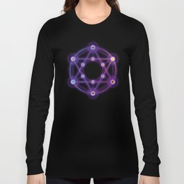The Geometry of the Divine Long Sleeve T-shirt