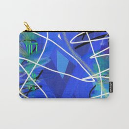 Abstract Urban Art Carry-All Pouch