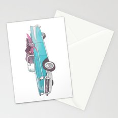 The See Us Rollin' Stationery Cards
