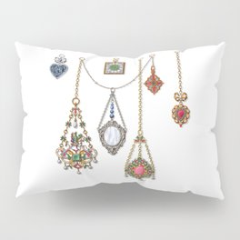 Bejeweled Pillow Sham