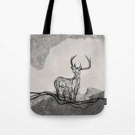 Mountain Tote Bag