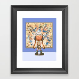 The Connoisseur Framed Art Print