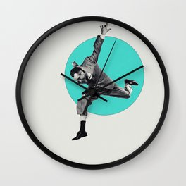 Escape from reality... Wall Clock