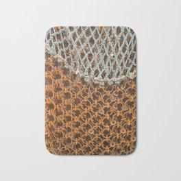 texture - connections Bath Mat