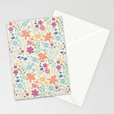 Spring Florals | Light Stationery Cards
