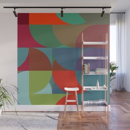 Colours Wall Mural