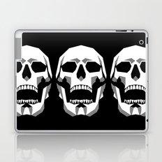 Grim Geometry Laptop & iPad Skin