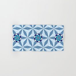 Persian Tile 01 Hand & Bath Towel