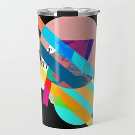 "Collage, ""RITT"" Travel Mug"