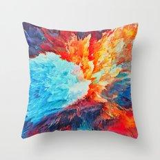Toúlou Throw Pillow
