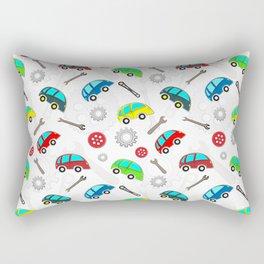 Cars pattern Rectangular Pillow