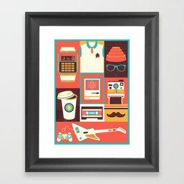 All Things Framed Art Print