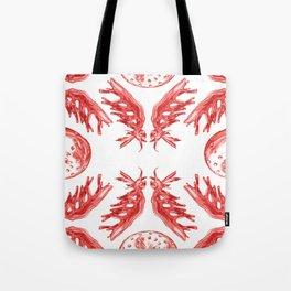 In Vitro Meat Pattern I Tote Bag