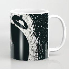 Barely Morning Coffee Mug
