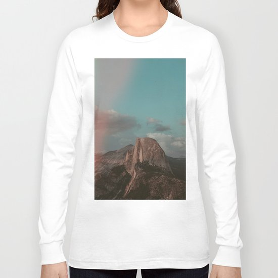 Yosemite Half Dome Long Sleeve T-shirt