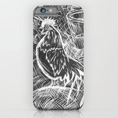 Chicken Scratch Slim Case iPhone 6s