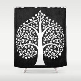 Bodhi Tree0104 Shower Curtain