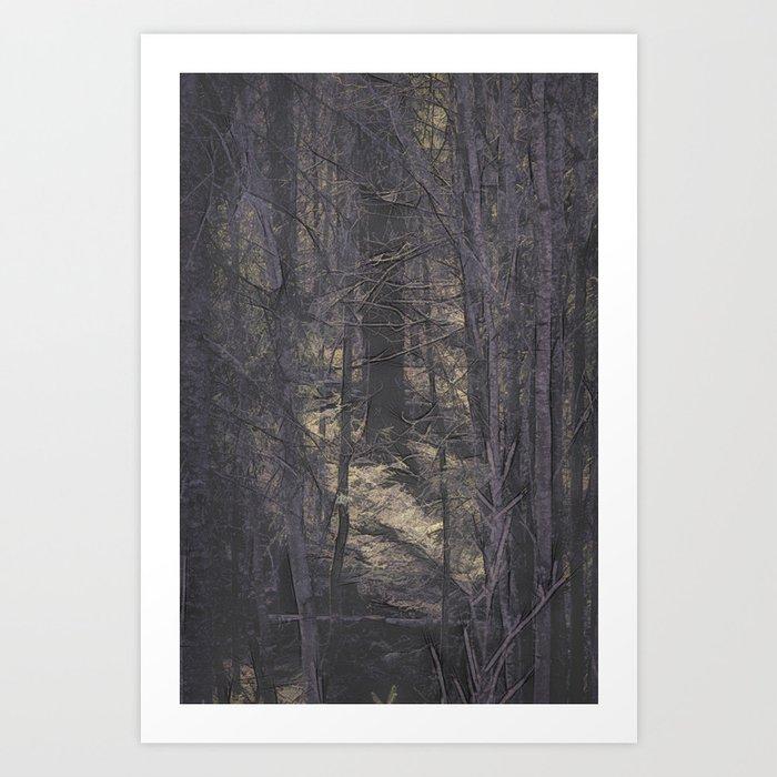 Freyas tree Art Print