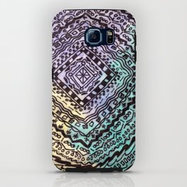 Tribal Watercolor iPhone Case