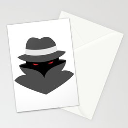 The Shadow Lurker Stationery Cards