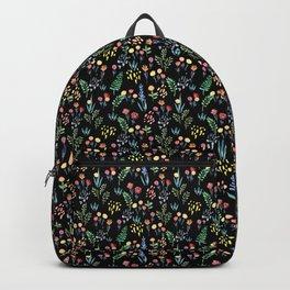 fairytale meadow pattern Backpack