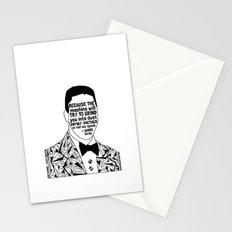 Eric Garner - Black Lives Matter - Series - Black Voices Stationery Cards
