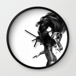 Bear #3 Wall Clock