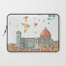 Colors Of Florence Laptop Sleeve