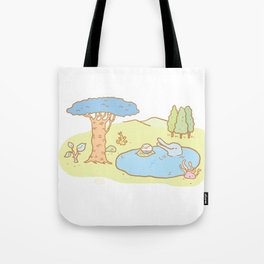 Perfume the Fortunetelling dolphin Tote Bag