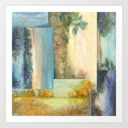 Dawn to Dusk Landscapes - Montage Art Print