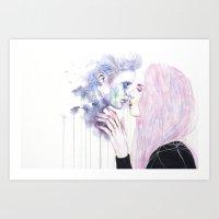 DMT Art Print