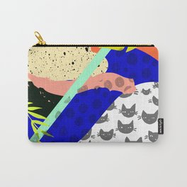 Tropical Chaos Carry-All Pouch