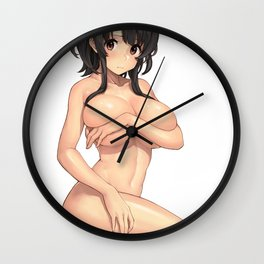 Kantai Collection - X Wall Clock