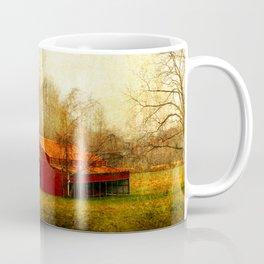Flat Fork Barn Coffee Mug