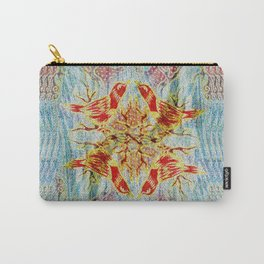 Birds Reflections Carry-All Pouch