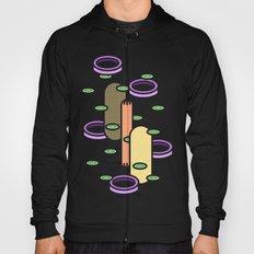 Hot dog Plain Hoody