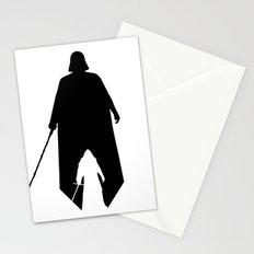 Darkness awakens Stationery Cards