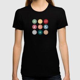 Weather symbol T-shirt