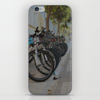 "bicycles iPhone & iPod Skins featuring Bicycles  by  (""3"")"