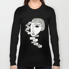 YES NO MAYBE Long Sleeve T-shirt