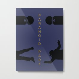 Paranoid Park Metal Print