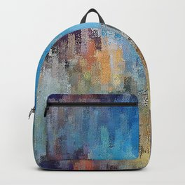Life is a Box of Crayons (transitioning to Heaven's Gate) Backpack