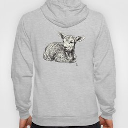 Baby Animals - Lamb (Pink) Hoody