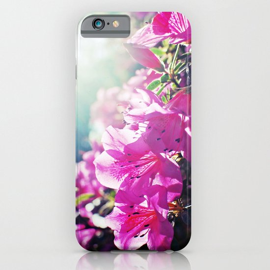A Flare of Spring iPhone & iPod Case