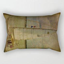 Sailing 37 Rectangular Pillow